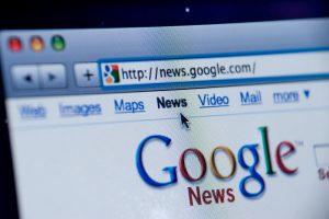cierre Google News