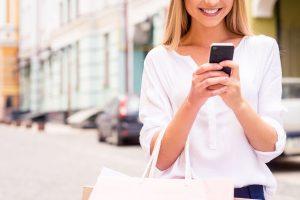 SMS masivo para comunicar las rebajas