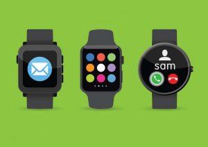 smart watch marketing